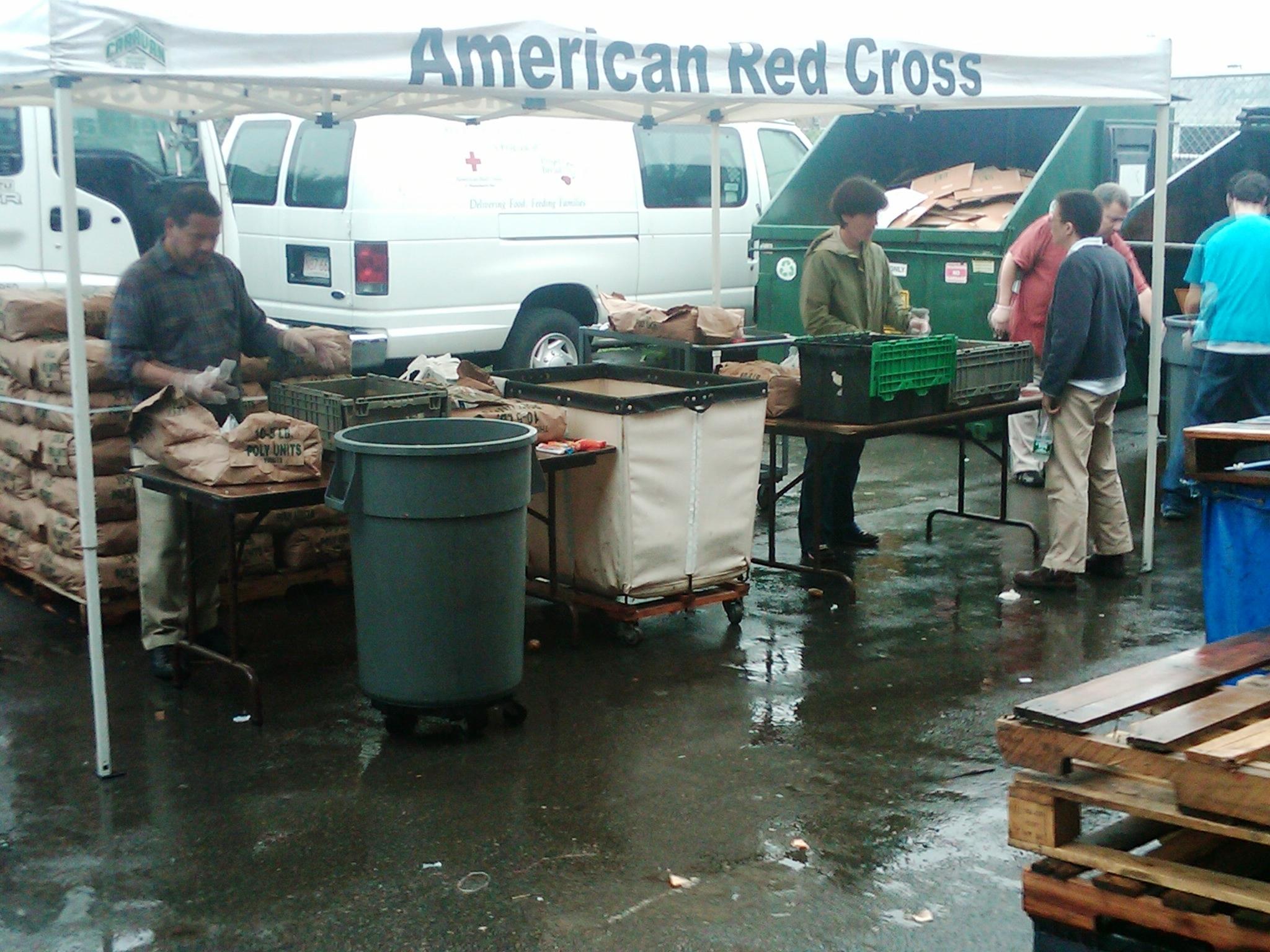 Red Cross Food Pantry Boston Ma