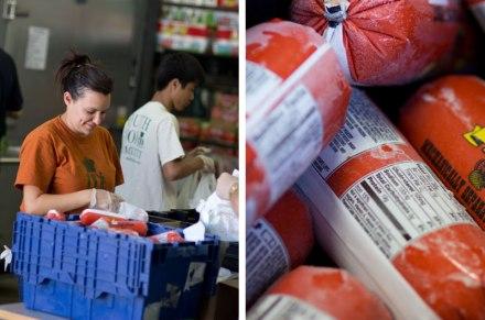 Red Cross Boston Food Pantry